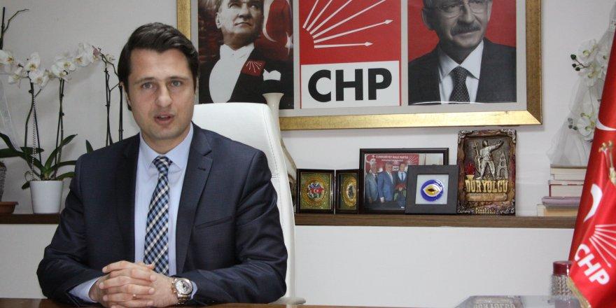 CHP İZMİR İL BAŞKANI YÜCEL: 'SAVAŞLAR VE KAVGALAR SONA ERSİN'