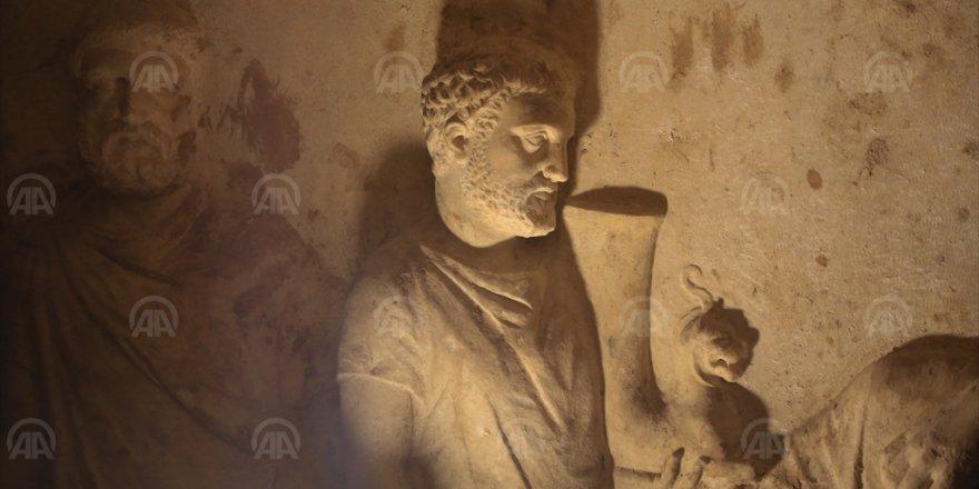 KARYA KRALININ MEZARINA ÖZEL KORUMA..UNESCO LİSTESİNDE