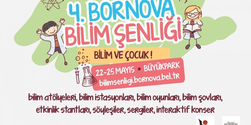 BORNOVALI ÇOCUKLAR HAYDİ BİLİM ŞENLİĞİNE..