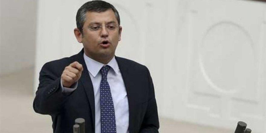 CHP'Lİ ÖZEL: SOMA'DAN SONRA 299 İŞÇİ ÖLDÜ..DUYAN DUYMAYANA SÖYLESİN...
