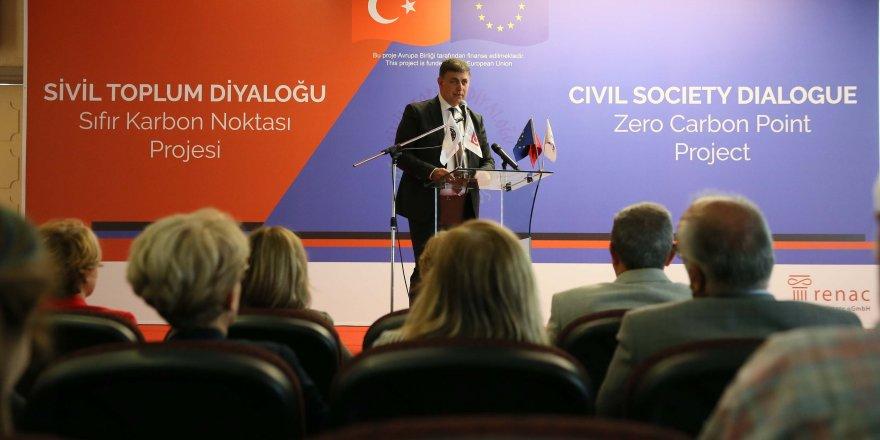 KARŞIYAKA'NIN PRESTİJ PROJESİ..AB'DEN HİBE GELDİ..AMAÇ SIFIR KARBON
